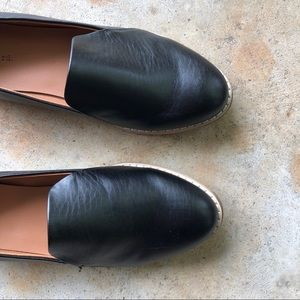 Indigo Rd Shoes - Indigo Rd | Irhani Black Vegan Leather Loafers